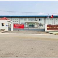 Xuất ngoại bán đất đối diện chợ 600m2 (24x25m), nhà trọ 36 phòng giá rẻ cho công nhân
