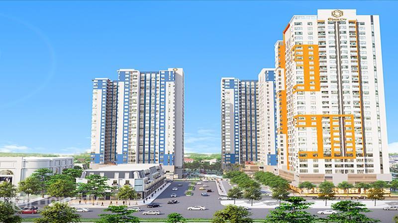 Chung cư Charm City Bình Dương - ảnh giới thiệu