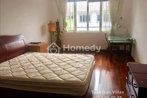 Cho thuê biệt thự tứ lập 3 phòng ngủ Thủ Đức Garden Homes giá tốt