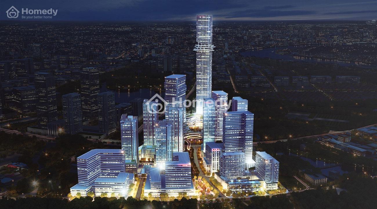 Tòa nhà Empire City