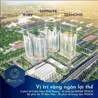 Charm City - Khu phức hợp căn hộ thương mại giải trí sở hữu TTTM Vincom trong lòng dự án