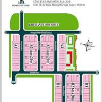 Cơ hội đầu tư - Mở bán giai đoạn 2 KDC Phú Hữu, Nhơn Trạch mặt tiền Dương Văn Thì, 1.4 tỷ, 6x20m