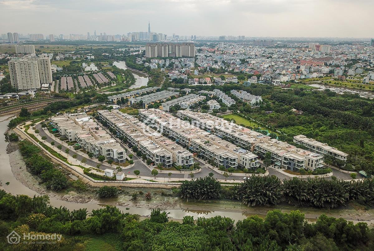 Nhà phố liền thổ Tp Hồ Chí Minh