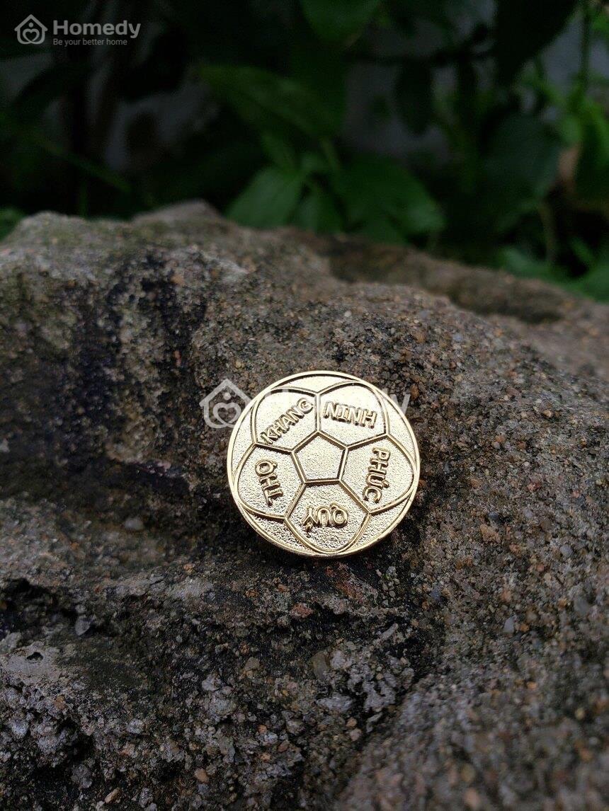 Nên để đồng tiền hoa mai trong két sắt