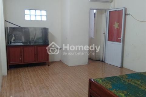 Chính chủ cho thuê căn hộ mini 25m2 ở ngõ 34 Nguyễn Văn Huyên - Cầu Giấy