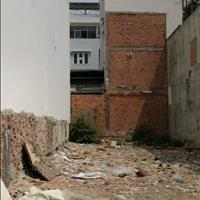 Cần bán lô đất mặt tiền Nguyễn Đình Chiểu, phường 6, quận 3, giá chỉ 3,5 tỷ/nền 90m2 sổ hồng riêng