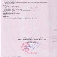 Bán nhà riêng quận Hải Châu - Đà Nẵng giá 3.5 tỷ