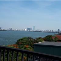Bán nhà ngay mặt Hồ Tây, tầm view siêu phẩm, 7 tầng hiện đại, nội thất 5 sao, phố Nhật Chiêu, 86m2