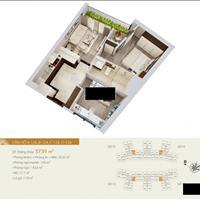 Bán căn hộ Imperia Sky Garden 423 Minh Khai, 58.78m2, 2 phòng ngủ, giá 2.2 tỷ