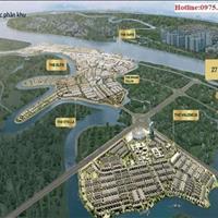 Nhà mặt phố Biên Hòa - Đồng Nai - Aqua City - Valencia - 7x19,5m, 8x19,5m gồm 1 trệt 2 lầu giá 6 tỷ