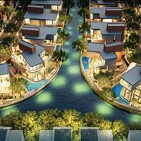 Đất nền biệt thự trục diện sông -kênh sinh thái, ven biển Đà Nẵng - Hội An, sổ đỏ từng lô