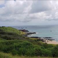 Đất view biển Đảo Phú Quý đất mặt tiền view biển tuyệt đẹp