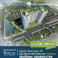 Chung cư thương mại Ecolife Riverside Quy Nhơn