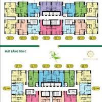 Bán căn hộ chung cư Intracom cầu Nhật Tân, 47m2 đến 76m2, giá từ 19 triệu/m2