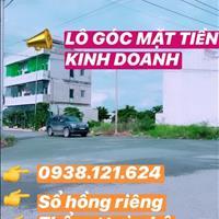Chỉ 5,4 tỷ sở hữu lô góc 2 mặt tiền 120m2 đường Trần Văn Giàu gần bến xe Miền Tây