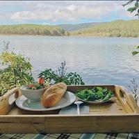 Gia đình kẹt tiền bán rẻ nền biệt thự vườn nghỉ dưỡng view hồ Bảo Lâm tuyệt đẹp, giá rẻ có sổ sẵn