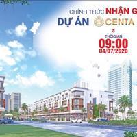 Nhận giữ chỗ dự án Centa Diamond cửa ngõ 3 khu công nghiệp Đại Đồng, Vsip, Tiên Sơn