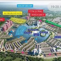 Bán suất ngoại giao TMS Wonder World Vĩnh Yên giá 16 triệu/m2