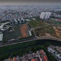 Cần sang gấp lô đất mặt tiền Chu Văn An, Bình Thạnh - đối diện Coop Mart giá 2.3 tỷ, 100m2 sổ riêng