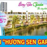 Bán đất nền khu đô thị Hương Sen Garden - Đức Hoà Long An, sổ hồng riêng, giá từ 15 triệu/m2