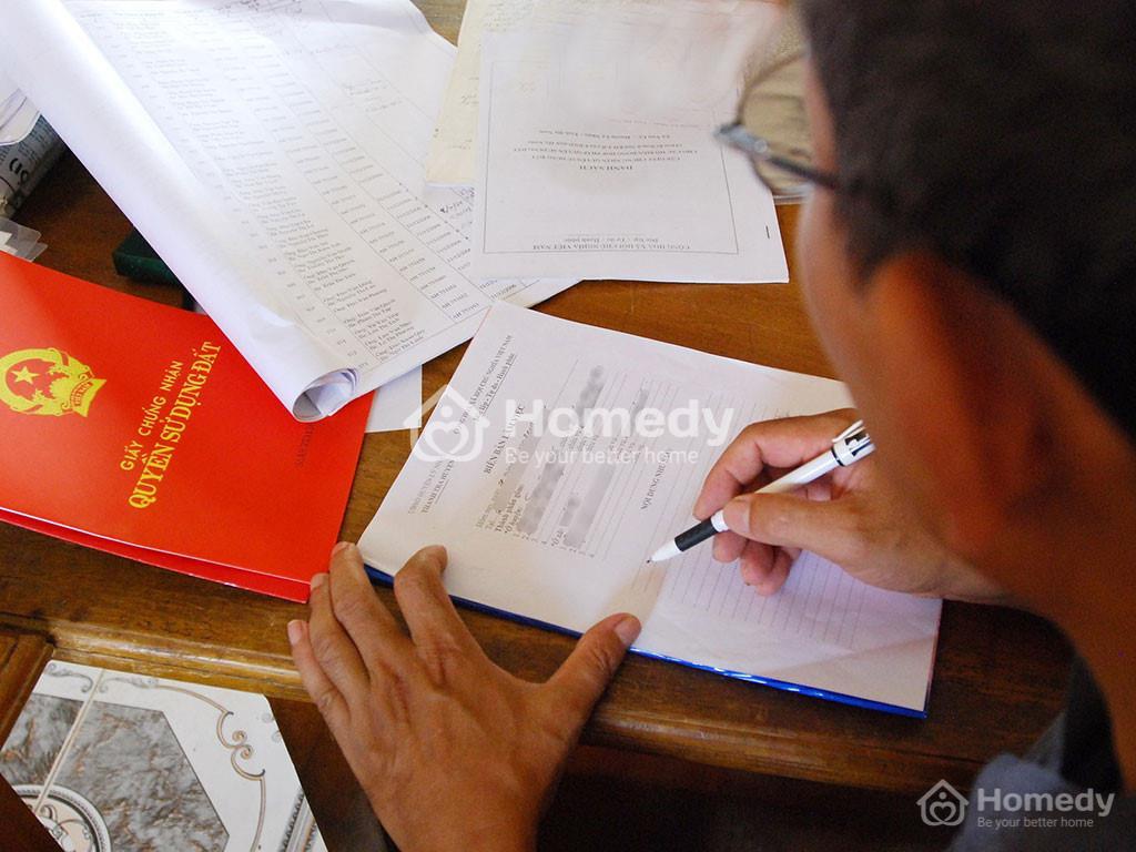 Những giấy tờ cần có trong luật thừa kế đất đai không di chúc