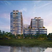 Nhận booking căn hộ Pool Villa The River Thủ Thiêm quận 2, có hồ bơi, thang máy riêng