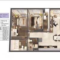 Bán căn hộ Topaz Elite 77m2, tòa Dragon, thanh toán 1,295 tỷ nhận nhà