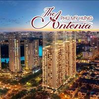 The Antonia Phú Mỹ Hưng, mặt tiền Nguyễn Lương Bằng, thanh toán 10% năm 2020, giảm 10% giá bán