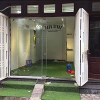 Chính chủ cho thuê mặt bằng tầng 1 kinh doanh - văn phòng tại ngõ 98 phố Hạ Yên, 25m2 giá 6tr/tháng