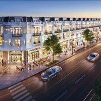 Nhà phố kinh doanh 4 mặt tiền đối diện chợ trung tâm thành phố Dĩ An - Bình Dương, giá chủ đầu tư