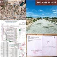 Bán đất đường Lê Đại Hành Kim Dinh, thị xã Bà Rịa, giá 850 triệu/nền
