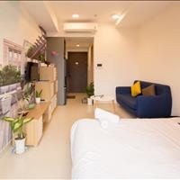 Cho thuê căn hộ Officetel River Gate Q4 full nội thất đẹp y hình, view đẹp giá rẻ nhất 11tr/tháng