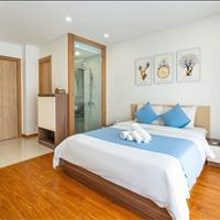 Cho thuê căn hộ dịch vụ mới tinh Quận 1 cửa sổ ban công cực đẹp giá 8.50 triệu