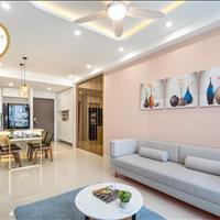 The Tresor 3 phòng ngủ, 2WC, căn góc view sông Bến Vân Đồn, giá chỉ 6,5 tỷ bao gồm nội thất