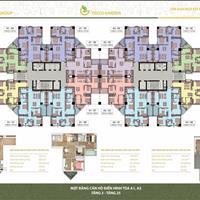 Chung cư Tecco Garden - Đóng 30% nhận nhà ở ngay - Chìa khoá trao tay