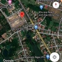 Bán đất nền dự án Đồng Hới - Quảng Bình giá 990 triệu