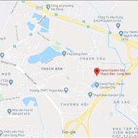 Bán căn hộ B0306, chung cư Hanoi Garden City, Thạch Bàn Long Biên, Hà Nội giá 1.8 tỷ