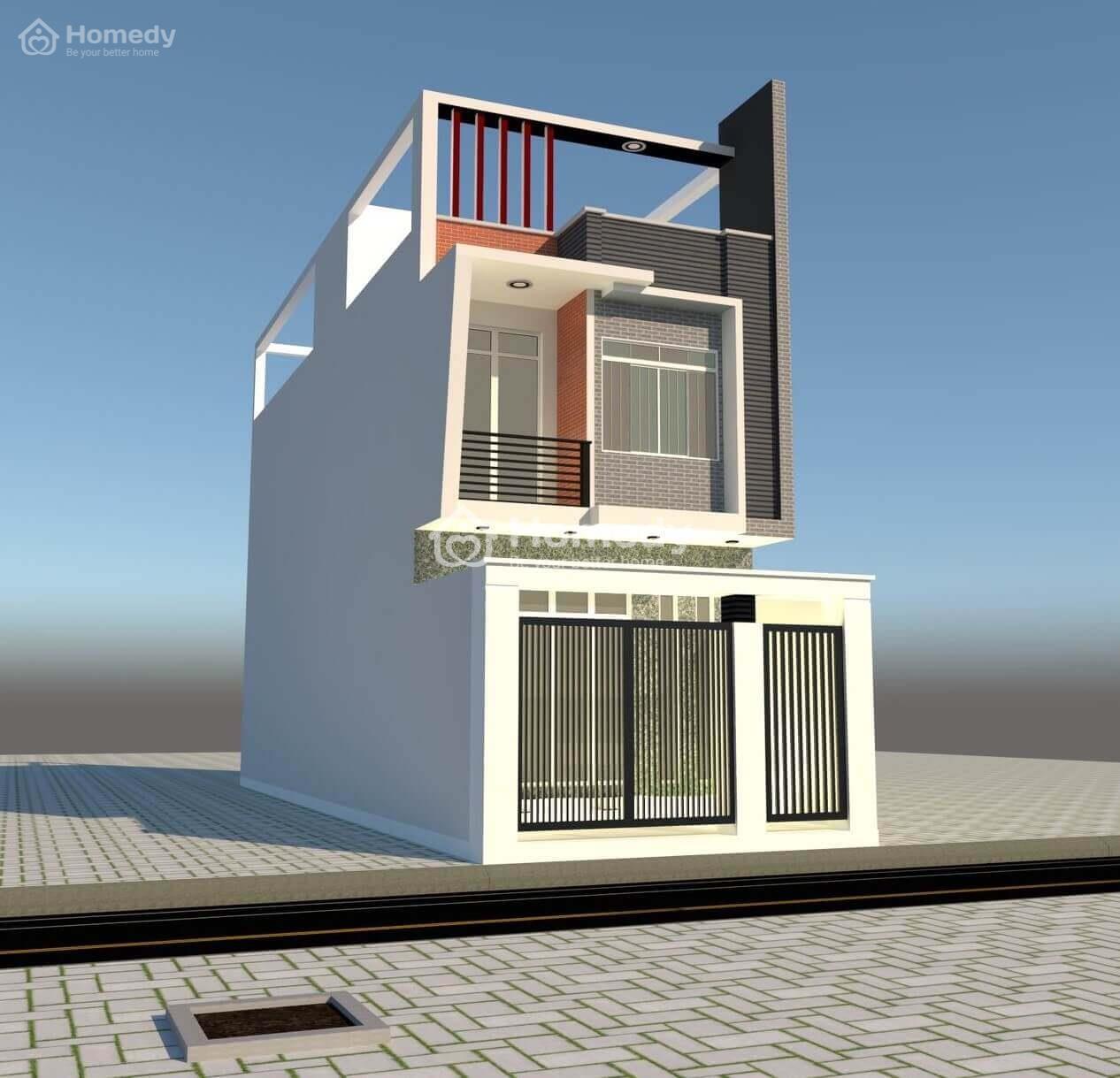 Phong cách kiến trúc hiện đại, đơn giản