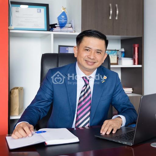 Viện trưởng Viện Nghiên cứu đào tạo bất động sản, ông Nguyễn Đức Lập