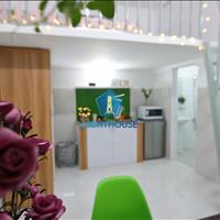 Căn hộ, phòng cho thuê giá rẻ Gò Vấp, Dương Quảng Hàm, có gác, thang máy, bảo vệ