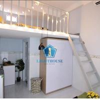 Căn hộ Gò Vấp giá rẻ, Nguyễn Du, Dương Quảng Hàm, có gác, thang máy, bảo vệ, full nội thất