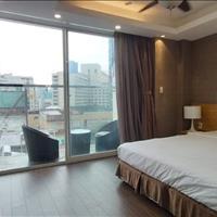 Căn hộ 2 phòng ngủ cao cấp, sag trọng ban công lớn ngay Nguyễn Trãi Quận 1 chỉ 7.5 tr/tháng