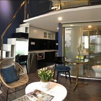 Cho thuê căn hộ dịch vụ quận Bình Thạnh - TP Hồ Chí Minh full nội thất