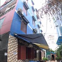 Nhà 4 tầng trung tâm Âu Cơ Tân Bình diện tích sử dụng 245m2 giá rẻ nhất khu vực