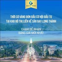 Gem Sky World đẳng cấp bên cạnh sân bay quốc tế Long Thành Đồng Nai