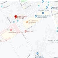 Kẹt tiền bán gấp chung cư Hai Thành giá rẻ Quận Bình Tân, gần Aeon