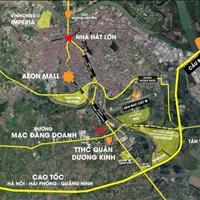 Đóng 30% (400 triệu) sở hữu ngay lô đất tự xây đối diện trung tâm hành chính quận Dương Kinh