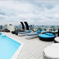 Cho thuê căn hộ Léman Luxury Apartment 2 phòng ngủ, diện tích 75m2, nội thất cơ bản