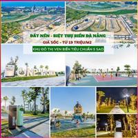 Sở hữu đất nền biệt thự nghỉ dưỡng view sân golf, view biển phía Nam thành phố Đà Nẵng