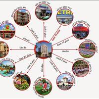 Bán căn hộ quận Bình Tân - TP Hồ Chí Minh giá 1.11 tỷ